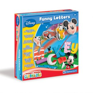 Letras Divertidas Mickey Mouse ClubHouse-0