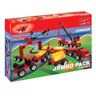 Jumbo Pack Serie Junior Fischer Technik-0