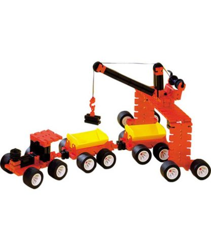 Jumbo Pack Serie Junior Fischer Technik-894